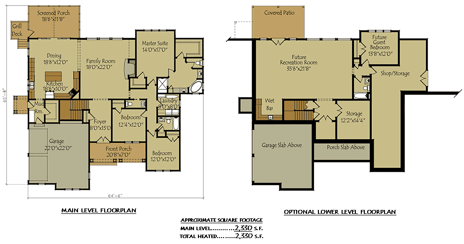 Small Cottage Plans Basement House House Plans 118406