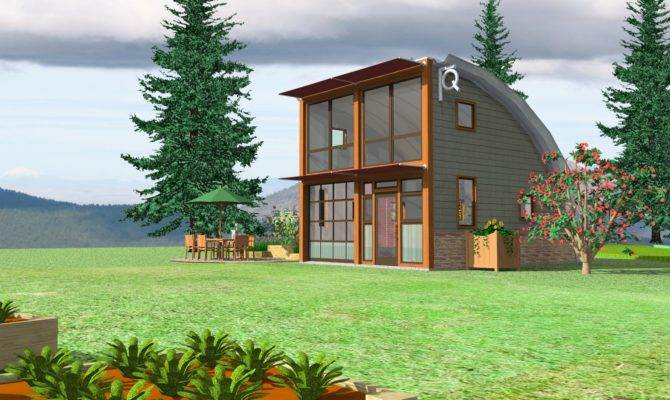 Small Cottage Tiny House