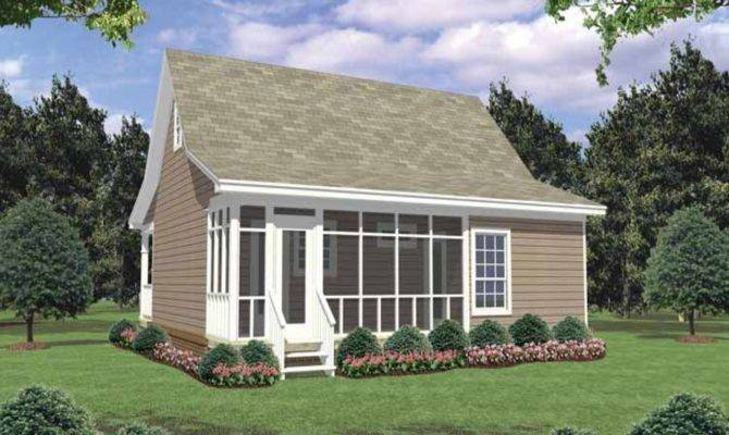 Small Country House Plans Porches Guest
