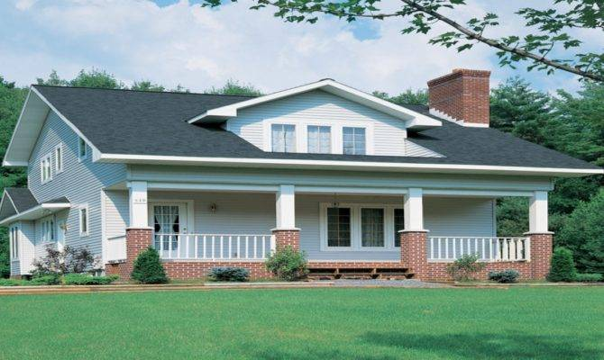 Small Craftsman Home House Plans Universal