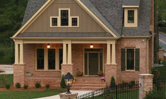 Small Craftsman Style House Plans Best
