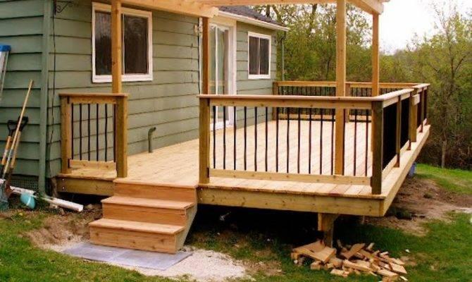 Small Decks Home Design