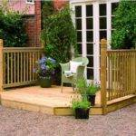 Small Decks Patios Pin Pinterest