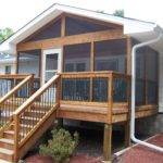 Small Decks Porches Ideas Architecture Plans