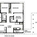 Small Desert House Plans Design