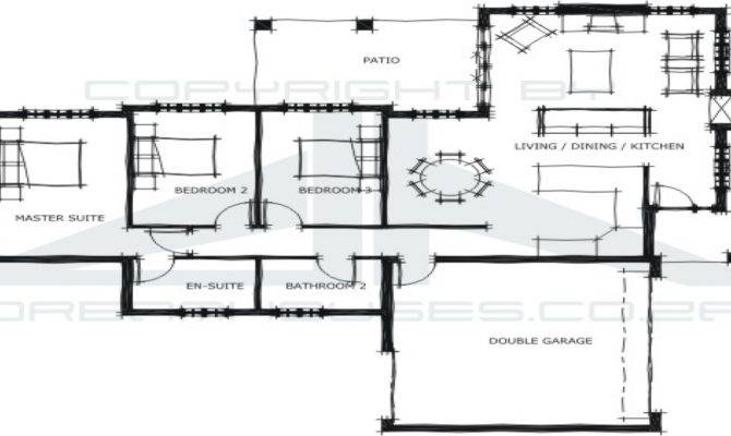 Small Duplex House Plans Affordable Home Plan
