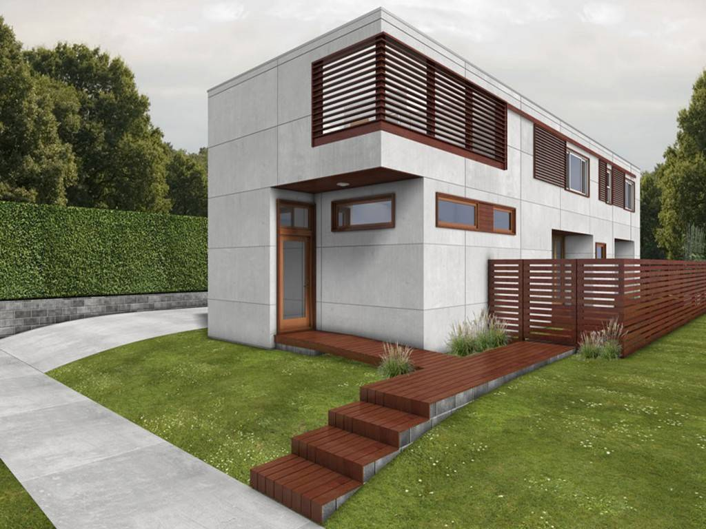 Small Eco House Plans Green Home