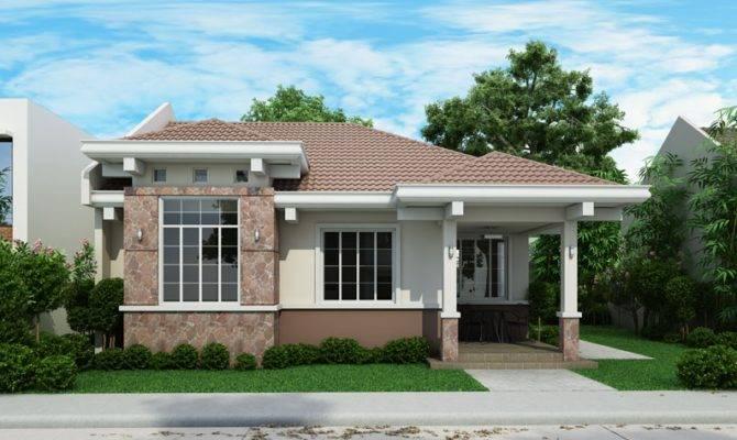 Small Efficient House Plan Porch Amazing Architecture