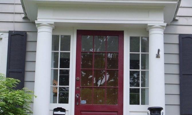 Small Enclosed Front Porch Designs