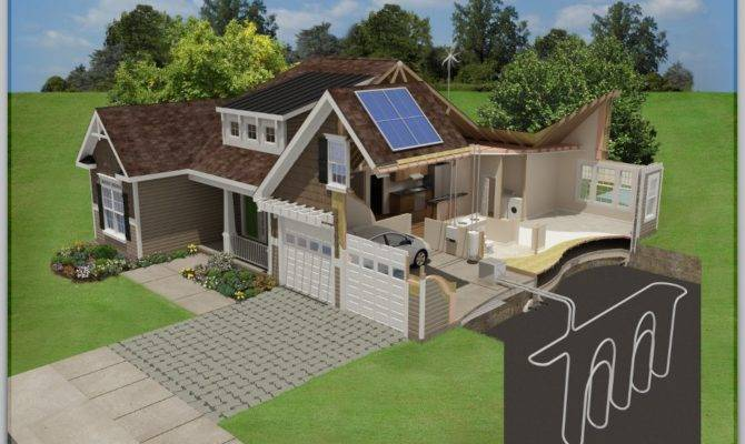 Small Energy Efficient Home Designs House Design