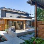 Small Footprint Laneway Solar House Architecture Inpiration