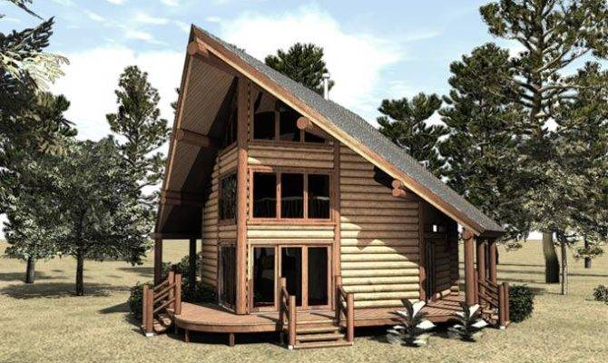 Small Frame Cabin Plans Loft Pdf Steel Shed