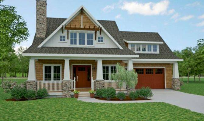Small Front Porch Plans Bungalow Cottage Home