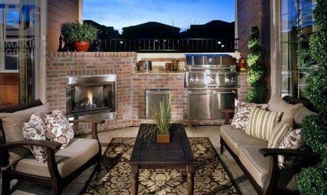 Small Garden Ideas Outdoor Entertainment Areas