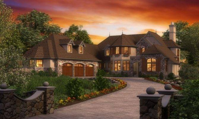 Small Guest Cottage Floor Plans Storybook Homes House
