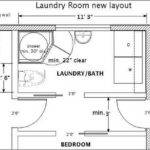 Small Half Bath Ideas Bathroom Laundry Room