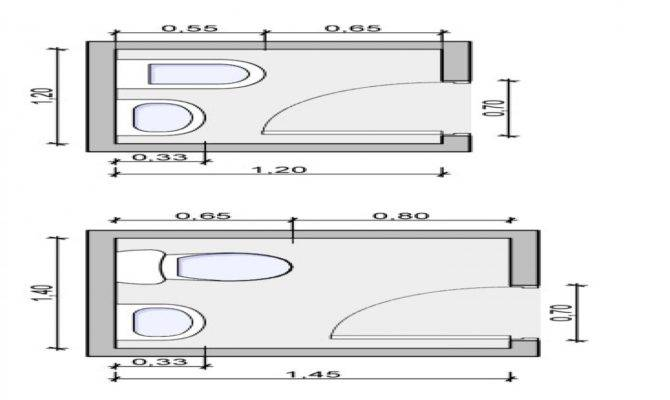 Small Half Bathroom Plan Home Design