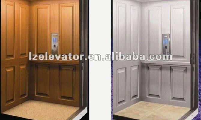 Small Home Elevator Lift Villa Used