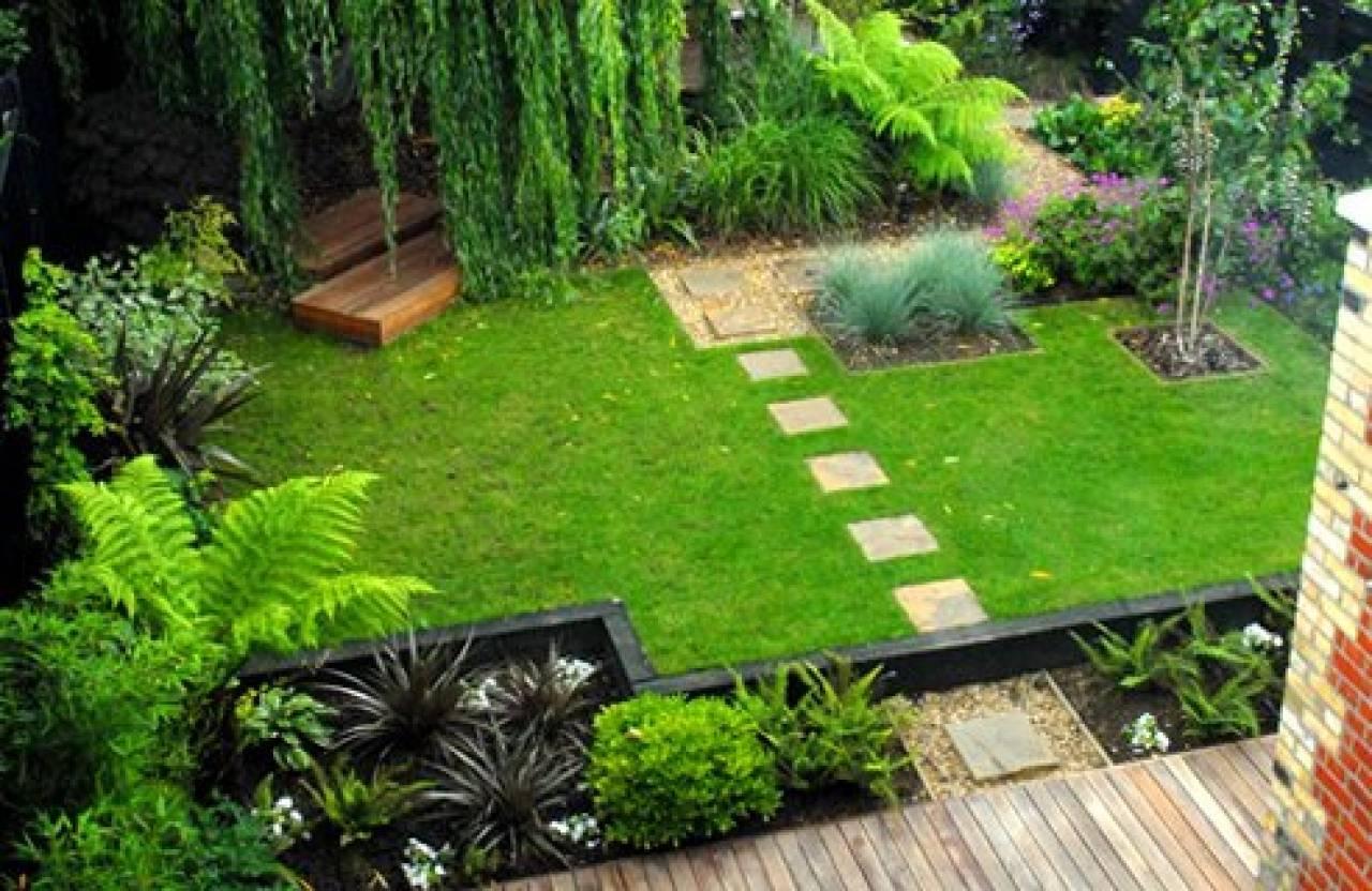 Small Home Garden Design Ideas House Plans 10087