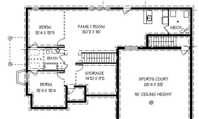 Small Home Plans Basement Newsonair