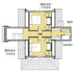 Small Home Plans Courtyards Cottage House