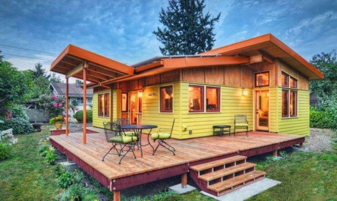 Small Home Year Open Airy Cottage Can Build