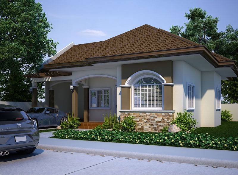 Small House Design Pinoy Eplans Modern - House Plans | #176715