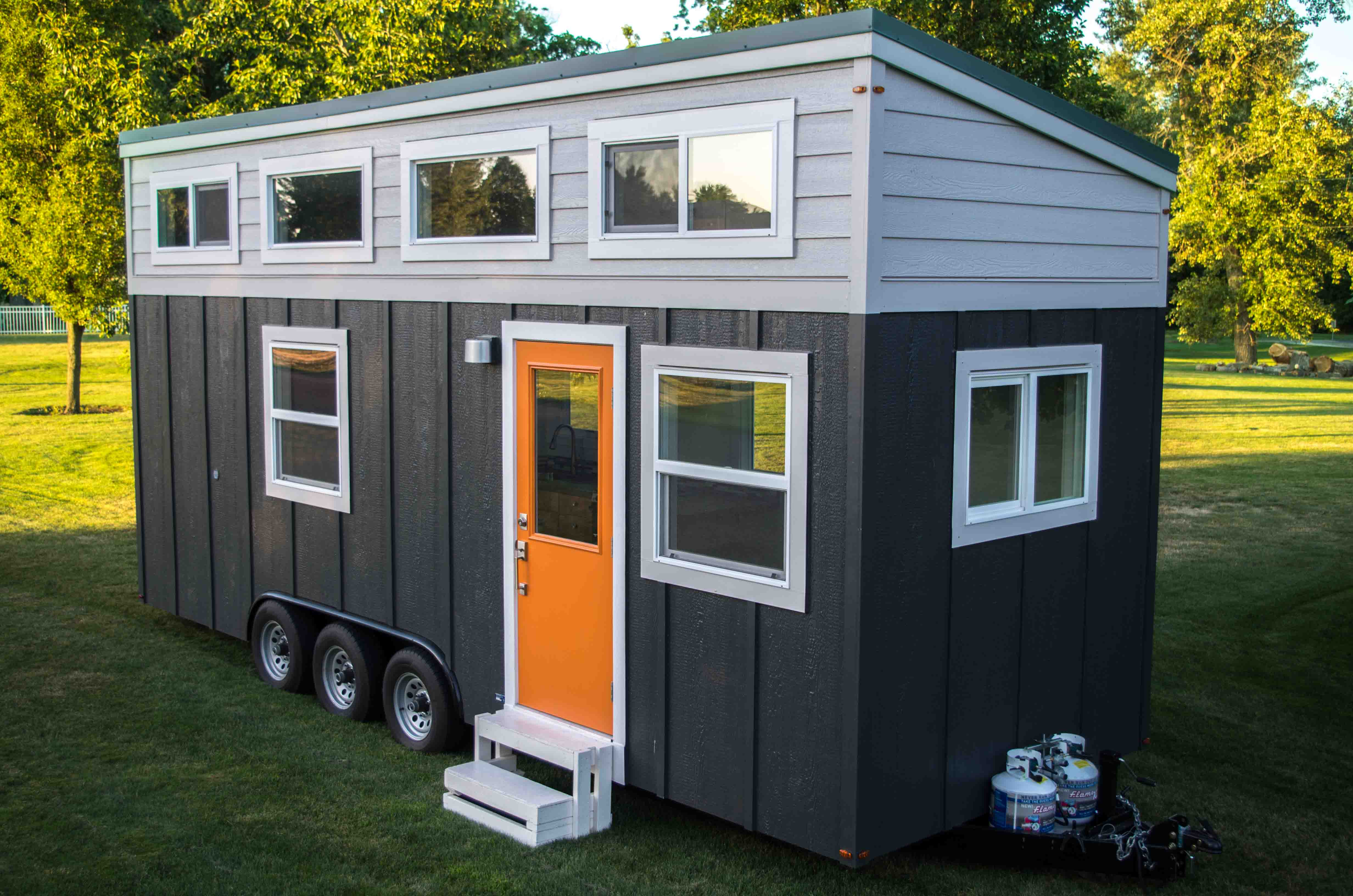 Small House Design Seattle Tiny Homes Offers Complete House Plans 123004