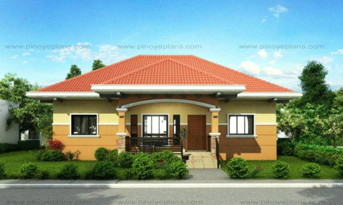 Small House Design Shd Pinoy Eplans Modern