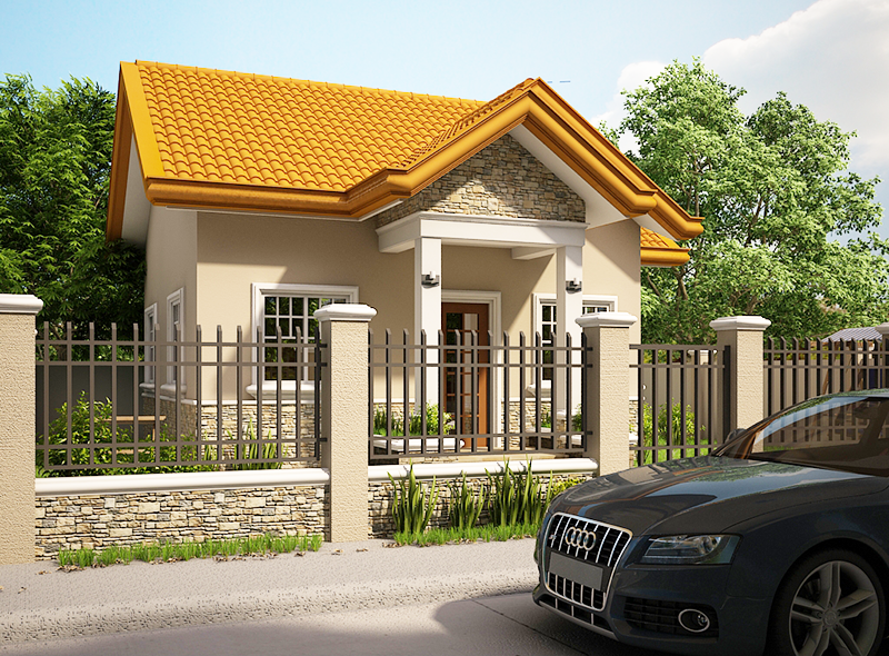 Small House Designs Shd Pinoy Eplans Modern House Plans 52777