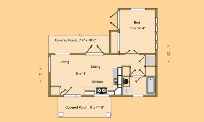Small House Floor Plan Mount Kiska Sizes