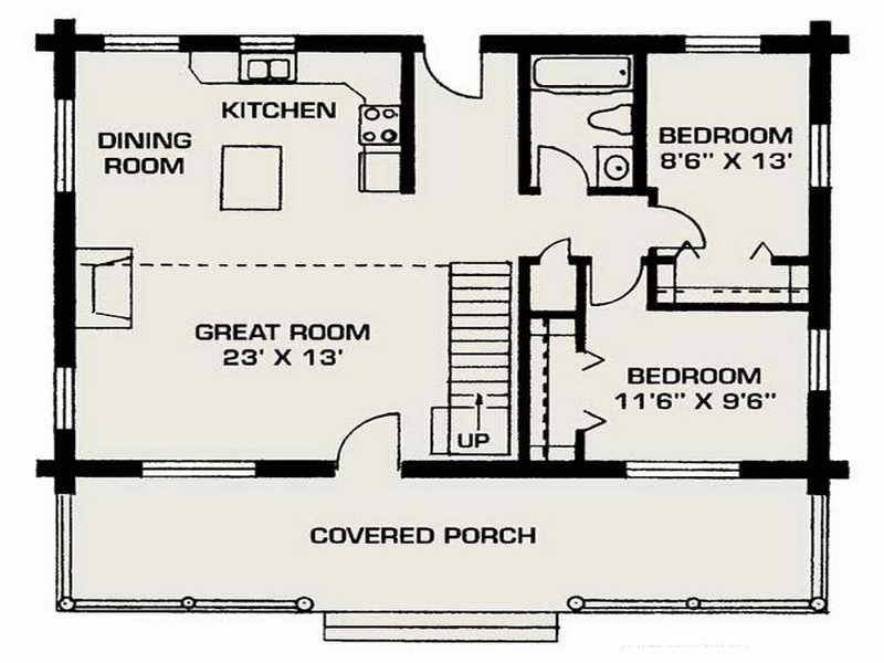 Small House Floor Plans Galleries Imagekb - House Plans | #28431