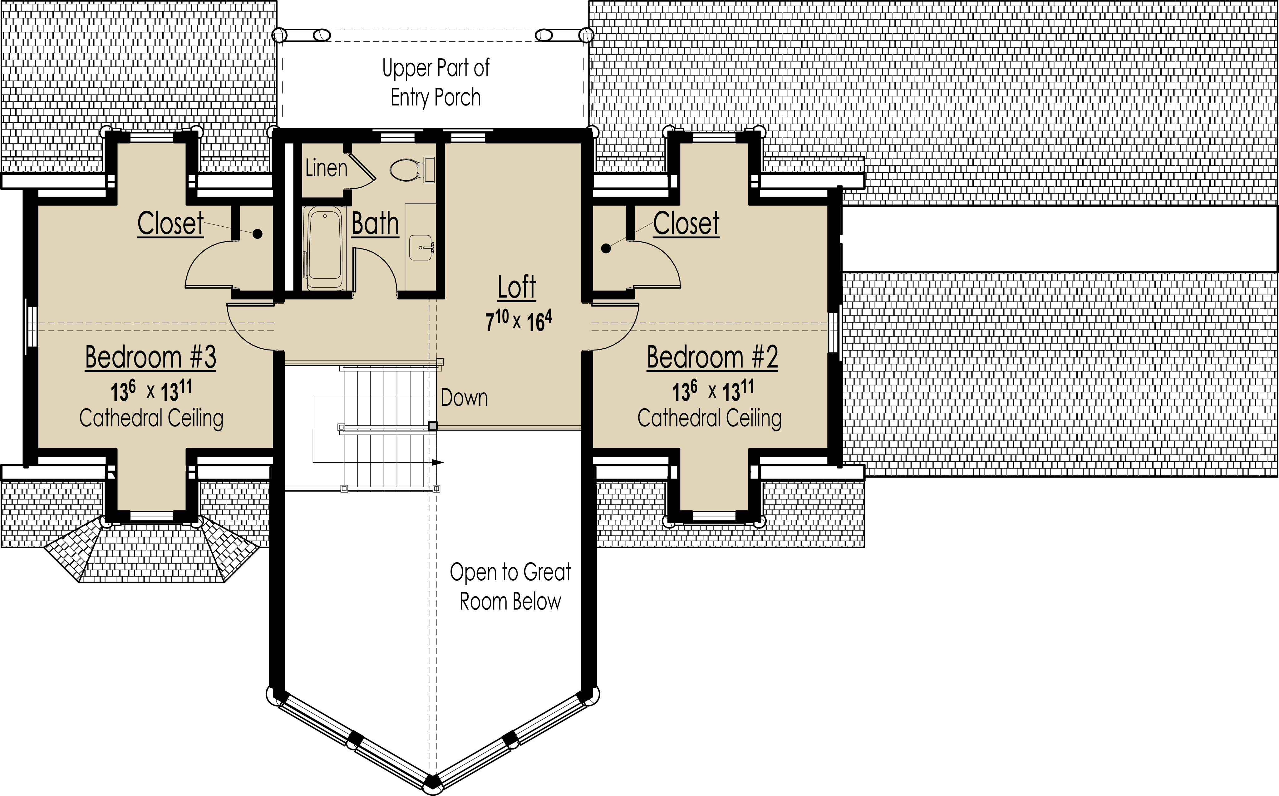 Small House Floor Plans Home Design Scrappy House Plans 145868