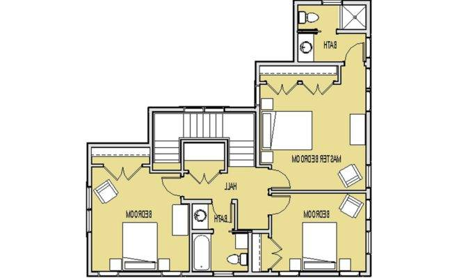 Small House Floor Plans Loft Inside Home
