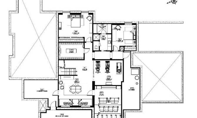 Small House Floor Plans Open