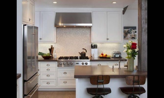 Small House Kitchen Design Youtube