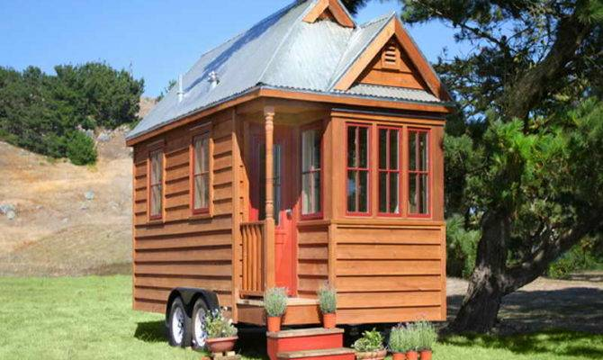 Small House Movement Plans Tiny Home Designs Modern
