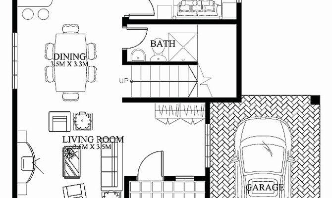 17 Modern Small House Designs And Floor Plans To Get You In The