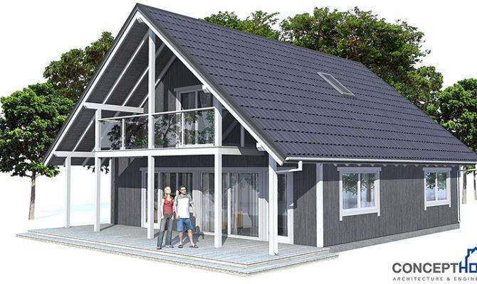 Small House Plan Home Design Affordable Building