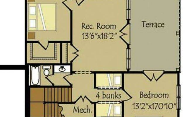 Small House Plans Basements New Cottage Plan