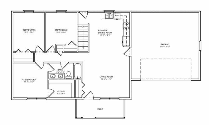 Small House Plans Bedroom Home Design Ideas
