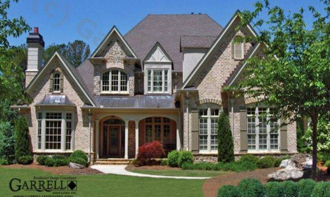 Small House Plans French Country Home Deco