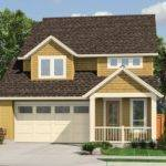 Small House Plans Garage Floor