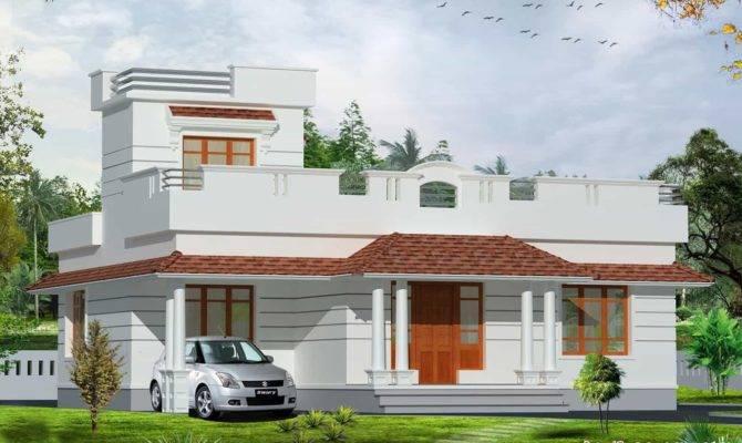 Small House Plans Kerala Bedroom Keralahouseplanner