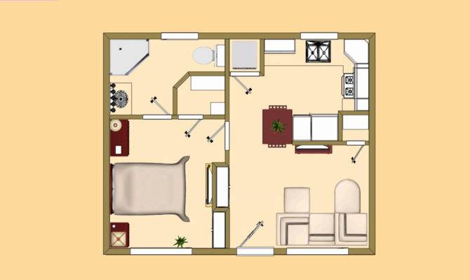 Small House Plans Less Than Square Feet