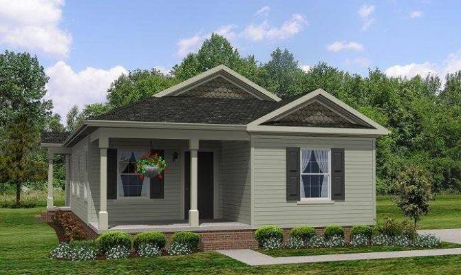 Small House Plans Porch Home Design Style