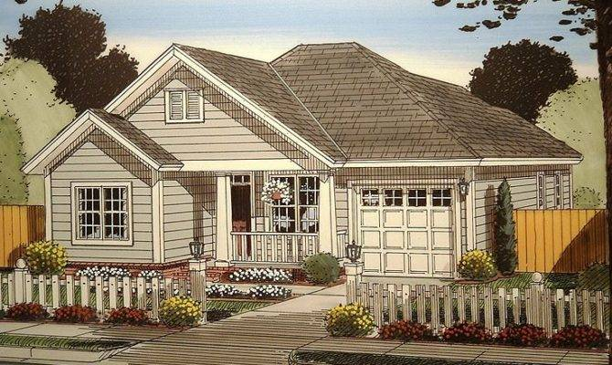 Small House Plans Ranch Plan