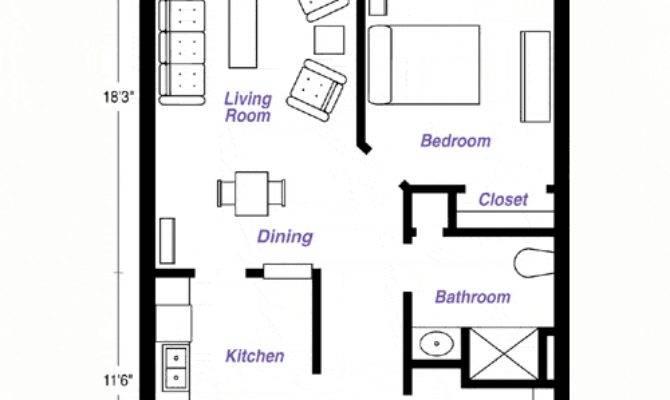 Small House Plans Seniors Homes Floor House Plans 112326