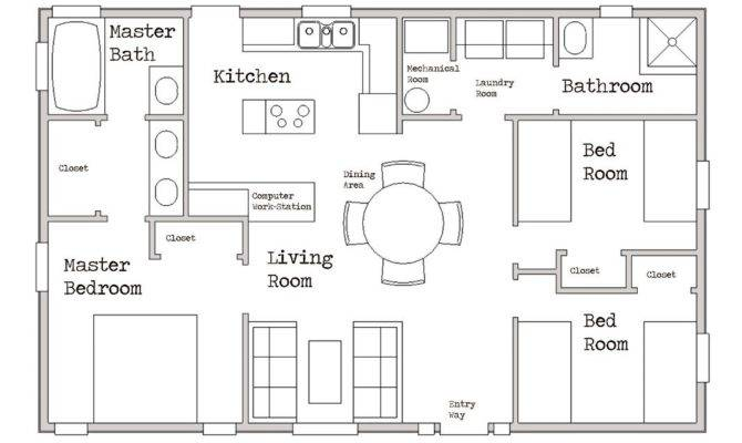 Small House Plans Under Home Design