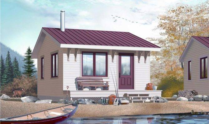 Small House Plans Vacation Home Design